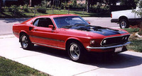 Highlight for Album: Fred's 1969 Mach 1 Stang.